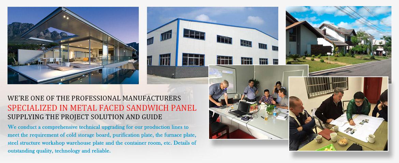 Foshan SAMZOON Sandwich Panel Manufacturing Co ,Ltd